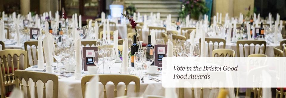 Vote in Bristol Good Food Awards